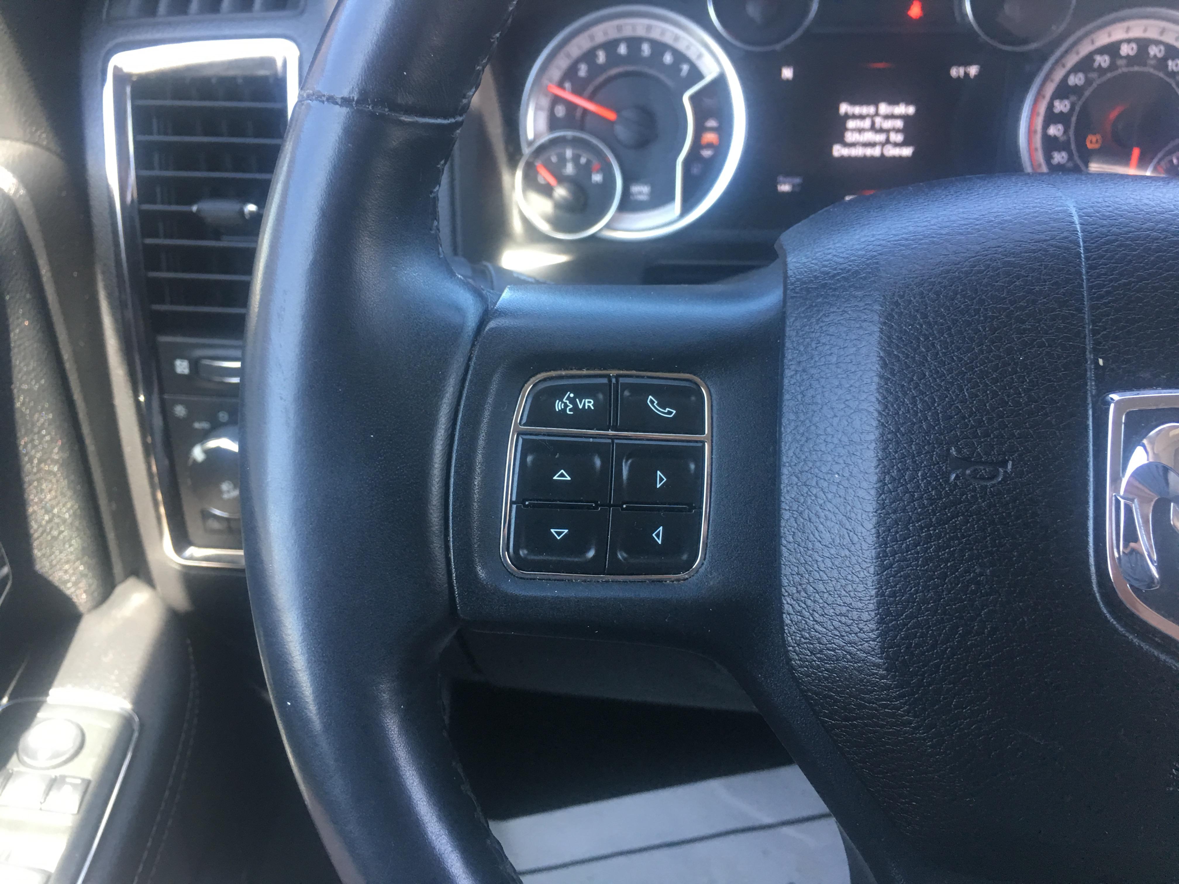 2014 Dodge Ram 1500 Crew Cab Sport