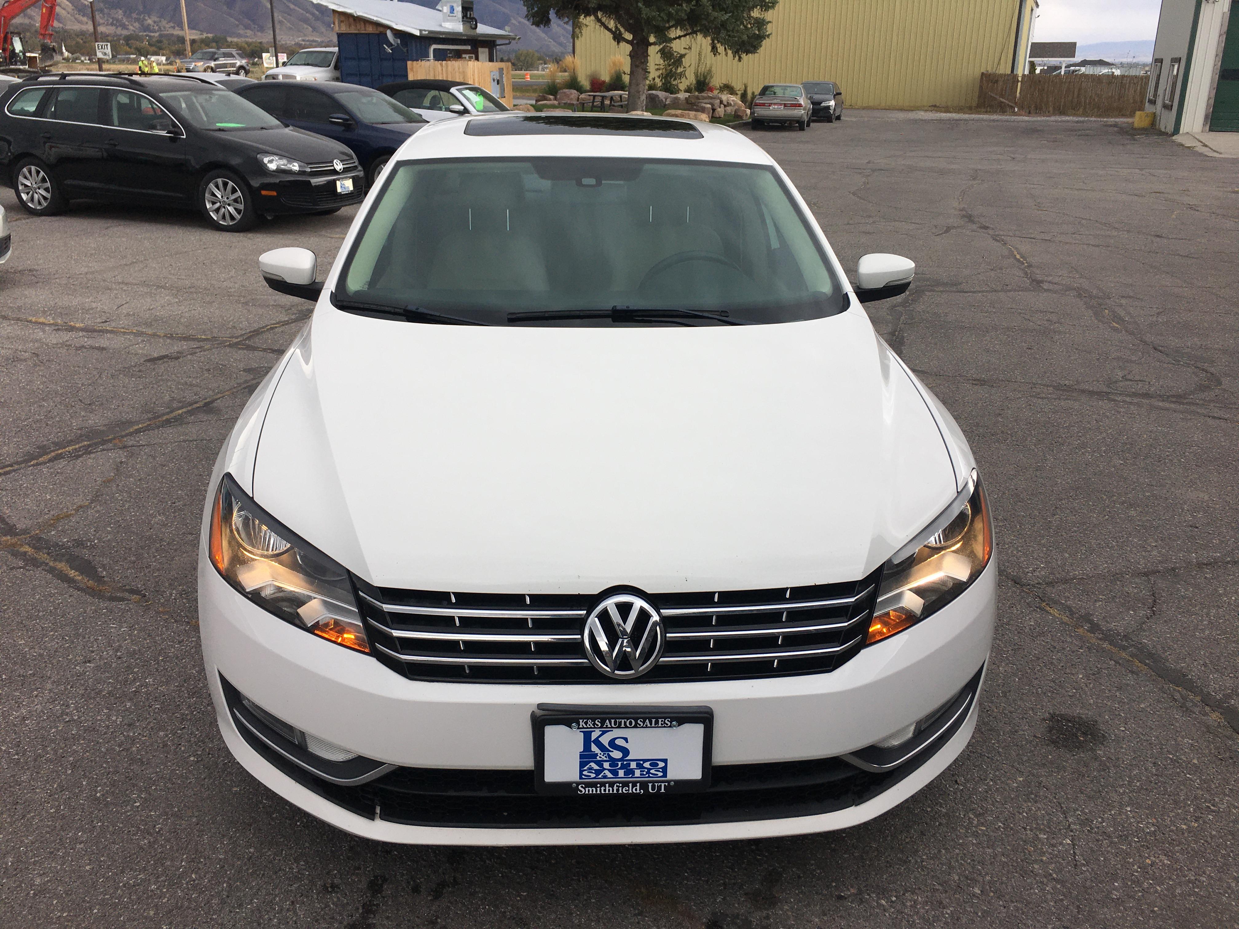 2014 Volkswagen Passat TDI - SEL