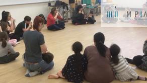 Retour sur l'Atelier de chant parent-enfant