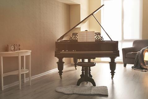 Environnement de travail-piano