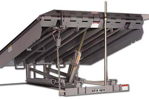 Rampa niveladora mecánica Rite Hite Genisys 6' x 8'