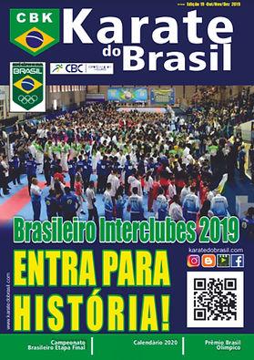 Revista Karate do Brasil Edição 19