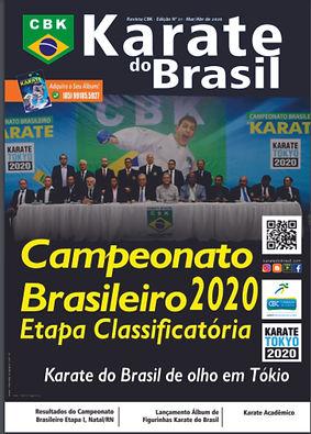 Revista Karate do Brasil Edição 21