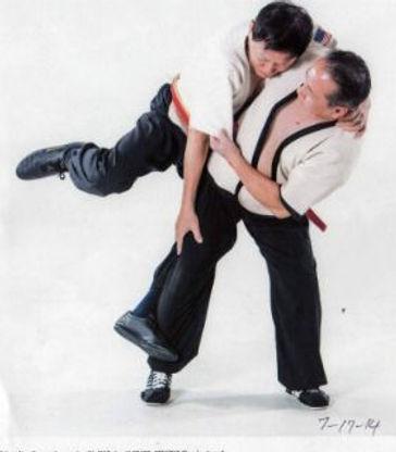 GM Daniel Weng y GM Li WIng Kay