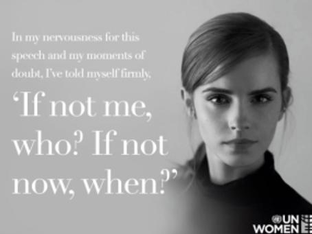 Open Letter to Emma Watson.