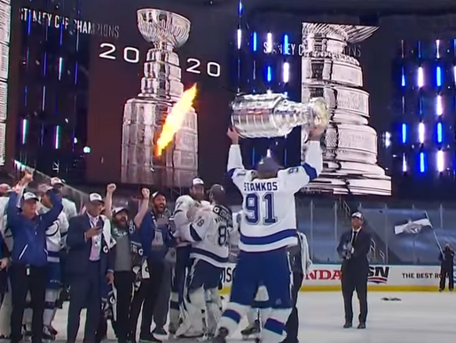 What Changed to Drive Tampa to a Stanley Cup?