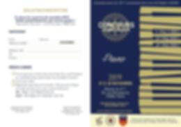 Concours piano Via Luce 2019 au 20 novem