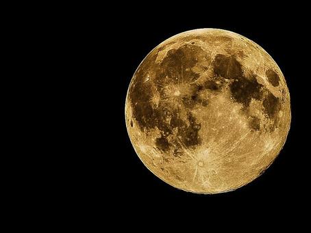 Full Moon 3-Card Draw