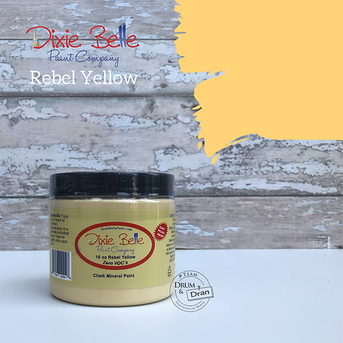 Rebel Yellow - Dixie Belle Chalk Mineral Paint