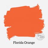 CHALK Splotches FloridaOrange