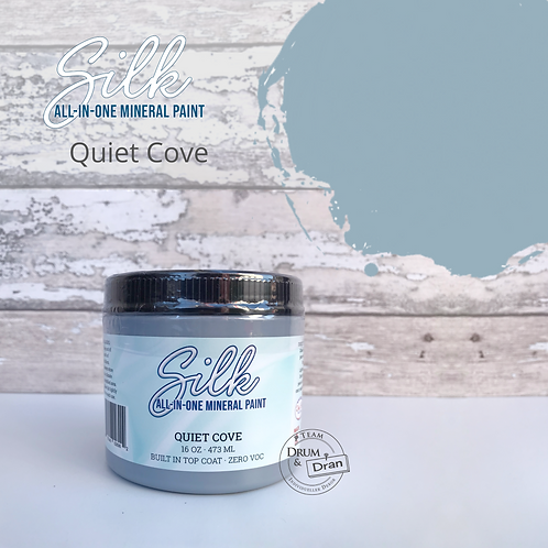 Quiet Cove - Silk All In One Mineral Paint