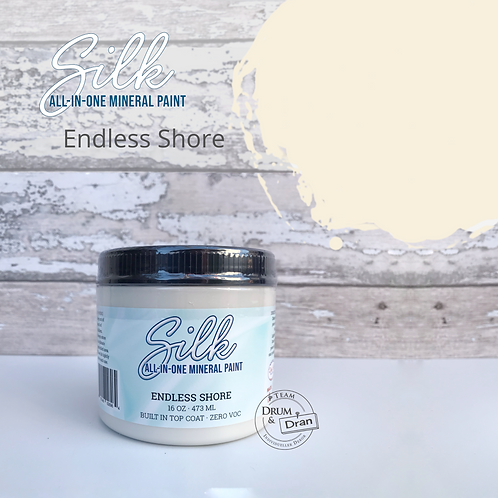 Endless Shore - Silk All In One Mineral Paint