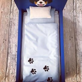 Bett für Kuscheltiere