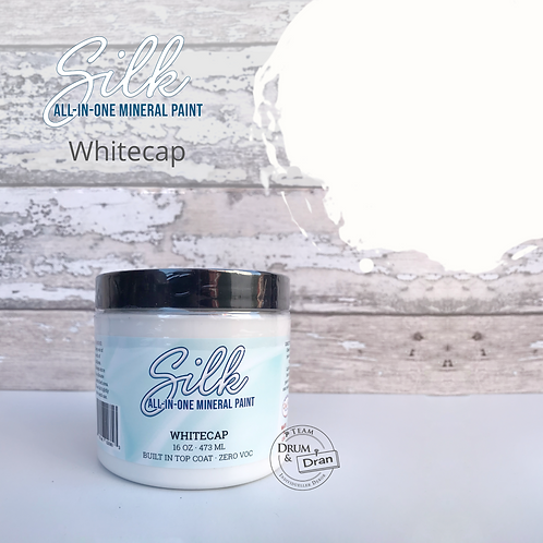 Whitecap - Silk All In One Mineral Paint