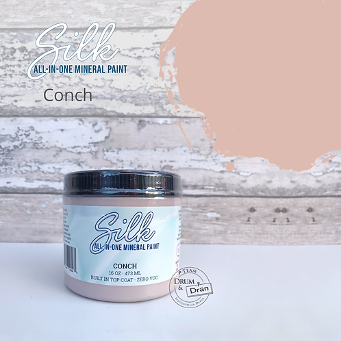 Conch - Silk All In One Mineral Paint
