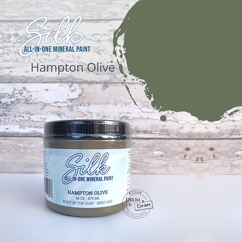 Hampton Olive - Silk All In One Mineral Paint
