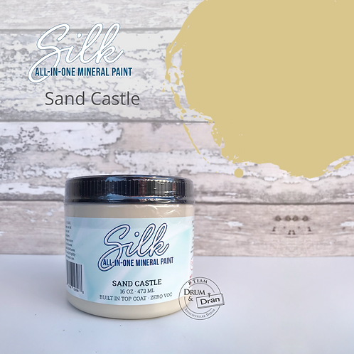 Sand Castle - Silk All In One Mineral Paint