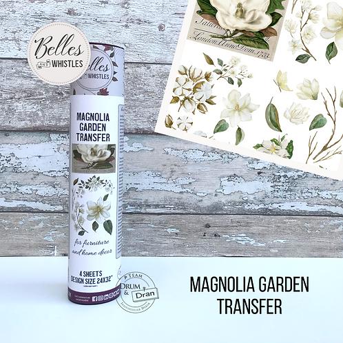Magnolia Garden Transfer
