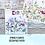 Thumbnail: Spring Flowers Decoupage Paper- Reispapier