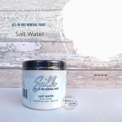 Salt Water - Silk All In One Mineral Paint