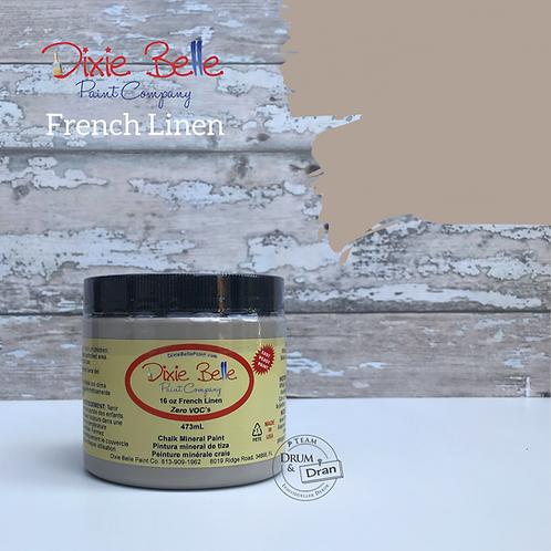 French Linen - Dixie Belle Chalk Mineral Paint
