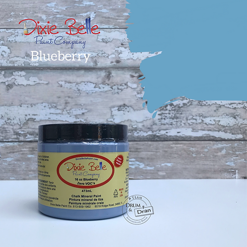 Blueberry - Dixie Belle Chalk Mineral Paint