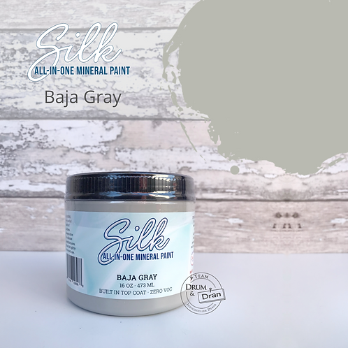 Baja Gray - Silk All In One Mineral Paint