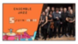 Affiche concert EJSU_Festival Music Days