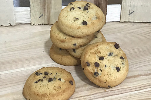 COOKIES (CHOCO CHIPS) GRANEL
