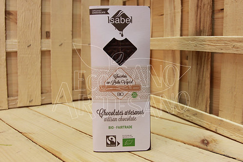 TABLETA CHOCOLATE LECHE VEGETAL