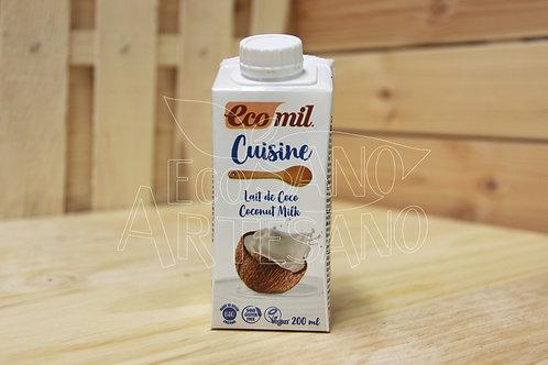 CUISINE LECHE DE COCO