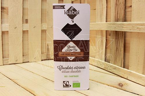 TABLETA CHOCOLATE NEGRO 65%