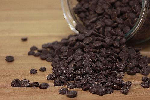 GOTAS DE CHOCOLATE NEGRO 60%
