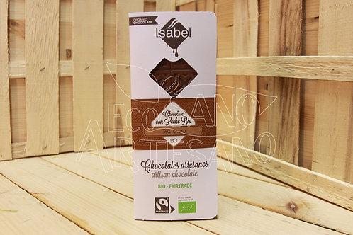 TABLETA CHOCOLATE C/LECHE 39%