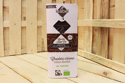 TABLETA CHOCOLATE NEGRO 100%