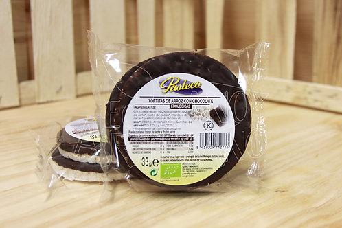 TORTITAS DE ARROZ & CHOCOLATE