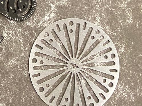 Magcon Stainless Steel Designer Disc