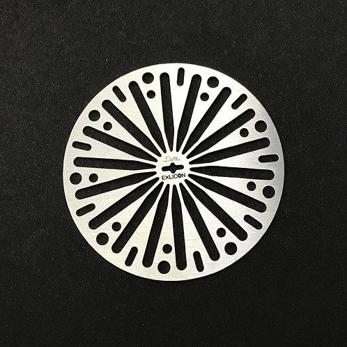 Exlicon Stainless Steel Designer Disc