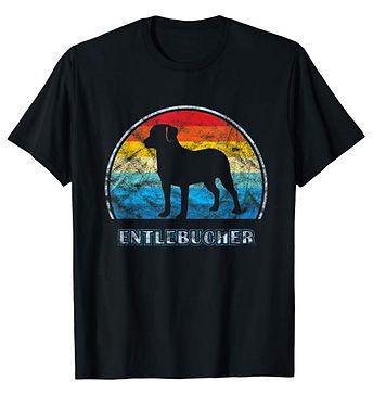 Vintage-Design-tshirt-Entlebucher-Mounta