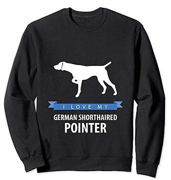 White-Love-sweatshirt-German-Shorthaired