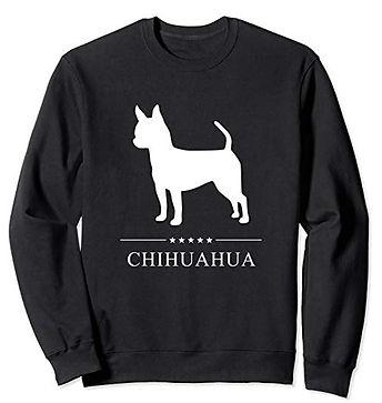 White-Stars-Sweatshirt-Smooth-Chihuahua.