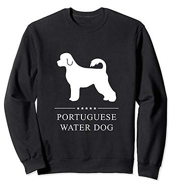 White-Stars-Sweatshirt-Portuguese-Water-
