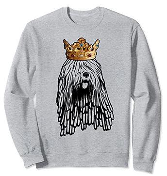Bergamasco-Sheepdog-Crown-Portrait-Sweat