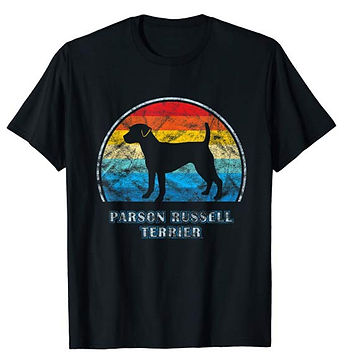 Vintage-Design-tshirt-Parson-Russell-Ter