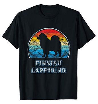 Vintage-Design-tshirt-Finnish-Lapphund.j