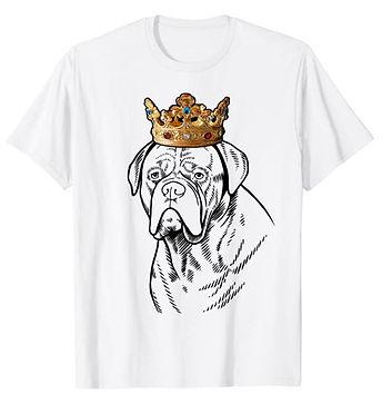 Dogue-de-Bordeaux-Crown-Portrait-tshirt.