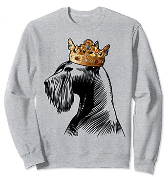 Giant-Schnauzer-Crown-Portrait-Sweatshir