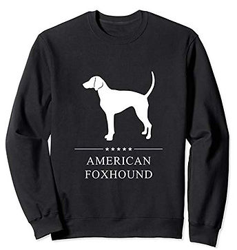 White-Stars-Sweatshirt-American-Foxhound