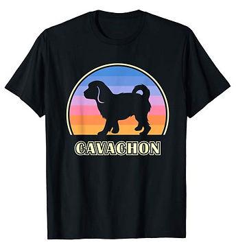 Vintage-Sunset-tshirt-Cavachon.jpg