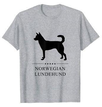 Norwegian-Lundehund-Black-Stars-tshirt.j